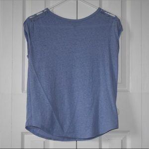 Gap Textured Sleeve Shirt